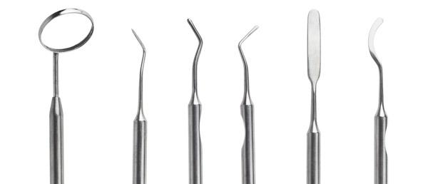 Dentiste Repentigny - outils